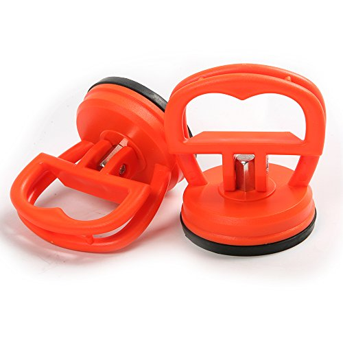 Atoplee 2 Inch 58mm Single Head Suction Cup for Glass, Dent, 2 Pieces ( about 4 days to arrive )