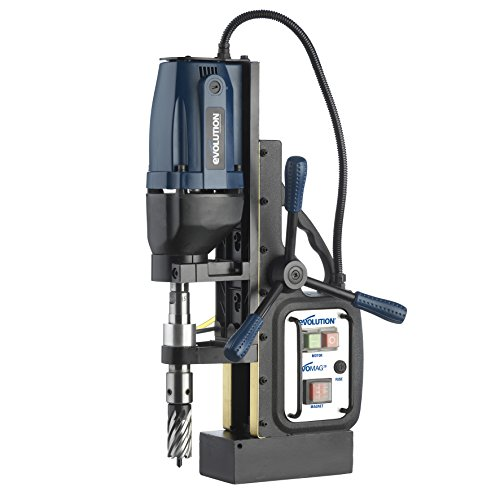 Evolution Power Tools 849713054050 EVO28 Magnetic Drilling System by Evolution Power Tools