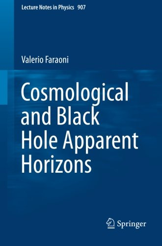 Cosmological and Black Hole Apparent Horizons (Lecture Notes in Physics)