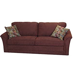 Amazon LaCrosse Furniture 6934XB Bakers Hill Queen Sleeper Sofa Kitchen & Dining