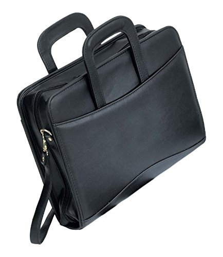 Bellino P8121 Executive Zip Around Briefcase