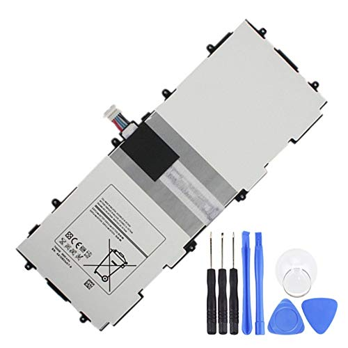 7XINbox 3.8V 6800mAh T4500E Replacement Laptop Battery for Samsung for Galaxy Tab 3 10.1 T4500E P5200 P5210 P5213 (Samsung Galaxy Tab 3 Features And Specifications)