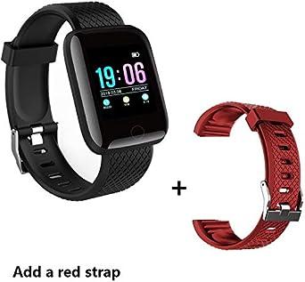 Hembeer D13 Montre Intelligente Montre Intelligente Homme Sport Fitness Tracker mode Smartwatch pour hommes femmes enfants garçons filles