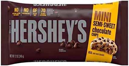 Baking Chips & Chocolate: Hershey's Kitchens Semi-Sweet Chocolate Chips