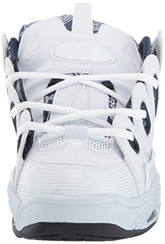 Osiris Skateboard Shoes D3 2001 White/Navy/West Coast