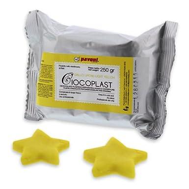 Novedad mundial Chocolate Fondant, Amarillo, Chocolate Fondant: Amazon.es: Alimentación y bebidas