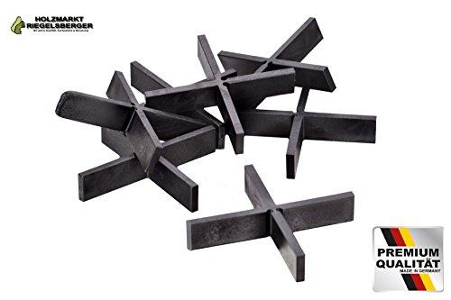Fugenkreuze 3mm, Bauhöhe 10mm, 100 Stück im Karton