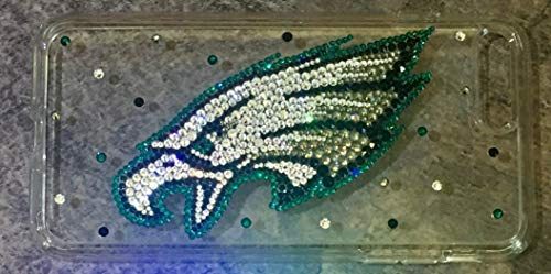 Pro Football phone case made with Swarovski Crystals for- iPhone
