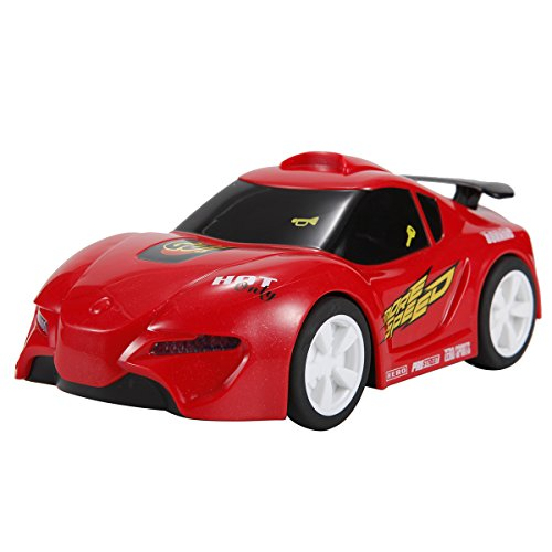 NuoPeng Touch N' Go Racers Red Car