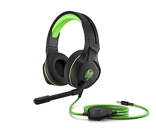 🥇 HP Pavilion 400 – Auriculares Gaming con micrófono