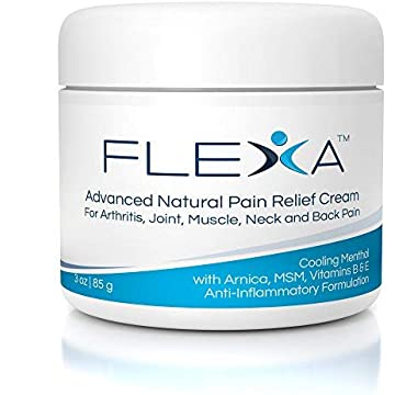 buy FLEXA® Advanced Natural Arnica and Menthol Pain Relief Cream: Powerful