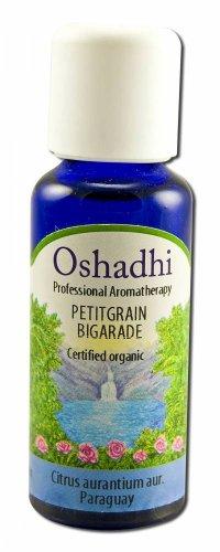 (Petitgrain, Bigarade, Organic Rare & Uncommon Essential Oils - 30 ml,(Oshadhi))