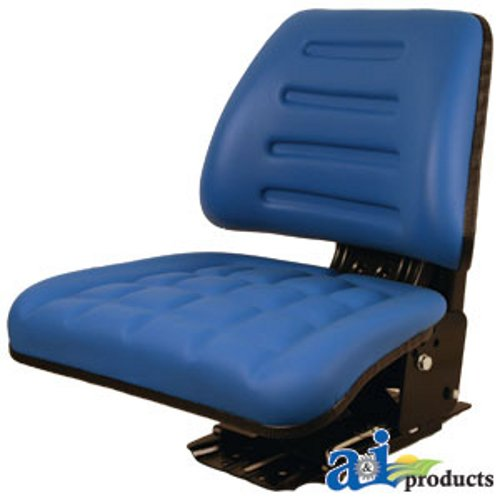 FORD NEW HOLLAND TRACTOR & COMPACT TRACTOR FULL SUSPENSION SEAT E9NN400AA E9NN400AB99M A&I