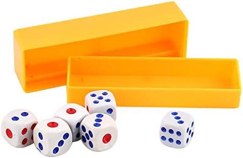 B Blesiya Kit de Inicio Mágico Accesorios para Juego de Mesa Cartas, 3 Tipos Estilo Diferente - Flash Dados: Amazon.es: Juguetes y juegos