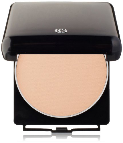 CoverGirl Simply Powder Foundation Natural Ivory(C) 515, 0.41-Ounce Compact (Pack of 2) ()
