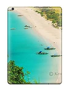 Ipad Air Calaguas Print High Quality Tpu Gel Frame Case Cover