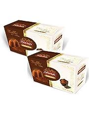 Confiteria Delaviuda Trufas Cacao / Cacao Tartufini - 2 x 100 Gramos