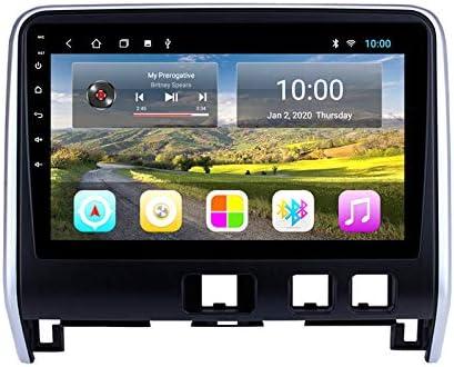 XXRUG Unidad Principal De Radio con Navegador GPS Estéreo para Coche Android para Nissan Serena 2016-2018 Soporte Enlace Espejo/SWC/Bluetooth/USB/WiFi/Dab/AUX: Amazon.es: Deportes y aire libre