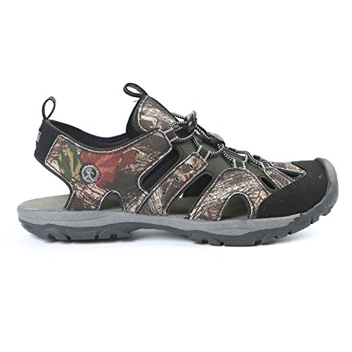 Mens Sport Camo Burke Sandal Northside Brown Athletic II ft6d6wq