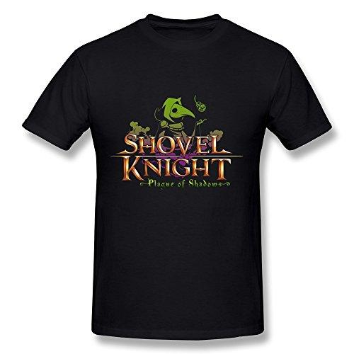 Shovel Knight Plague Of Shadows Logo T Shirt For Man S]()