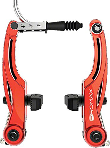 Cycle Group PX-BA130V108-RD Promax P-1 V-Brake, Red by Cycle Group