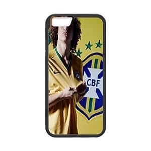 iPhone6 Plus 5.5 inch Phone Case Black David Luiz WQ5RT7479765