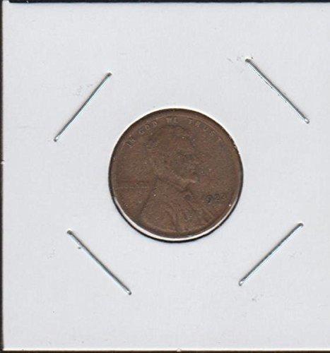 1923 S Lincoln Wheat (1909-1958) Penny Fine