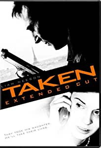 Taken (Single-Disc Extended Edition)