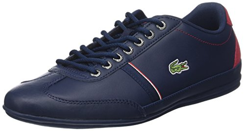 Baskets red 118 Cam Misano 1 Bleu Homme Lacoste nvy Sport wnzXqxx4