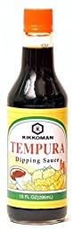 Kikkoman Tempura Dipping Sauce 10 oz (Pack of 3)