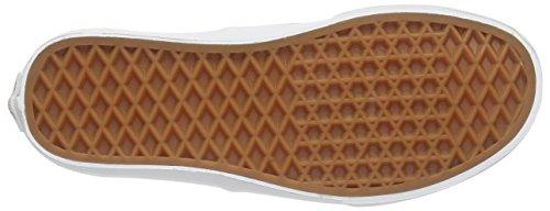 VansU AUTHENTIC WASHED - pantufla Unisex adulto Marrón - Braun ((Washed) brown)