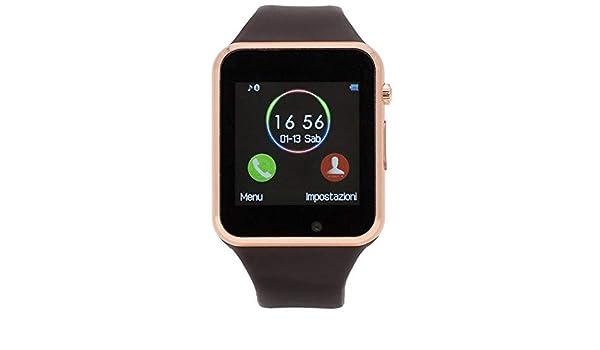 Reloj Conectado Compatible con Huawei P Smart (5.65