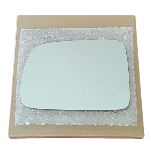 Mirror Glass and Adhesive 97-01 Honda CRV (All) / 02-06 CRV (Japan Built Only) Driver Left Side Replacement