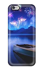 Best 9004229K79996969 Hot Case Cover Protector For Iphone 6 Plus- Celebrating New Year Hd