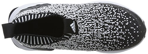 Negbás Negro RapidaRun Adulto Trail 000 Unisex Ftwbla Running adidas Knit Negbás J Laceless de Zapatillas SPxqg