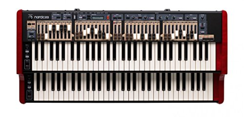 Nord C2D 61-Key Dual Manual Combo Portable ()