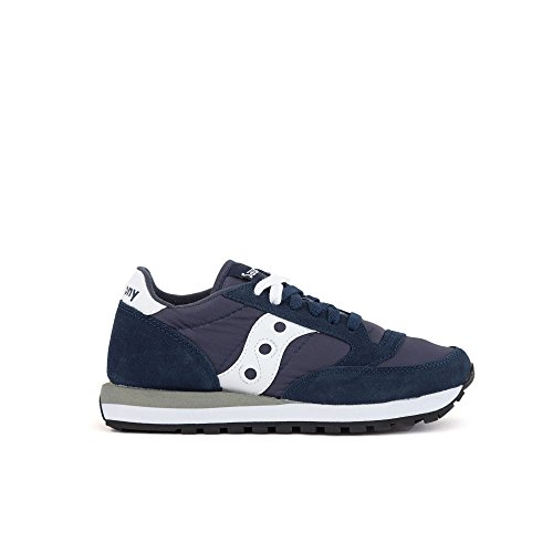 Original White Saucony Femme de Jazz Chaussures Navy Cross HwwqR5p