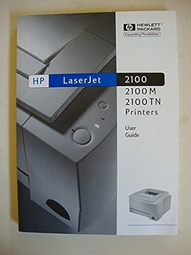 hp laserjet 2100 2100 m and 2100 tn printers user guide amazon rh amazon com hp laserjet 2100 printer driver free download hp laserjet 2100 printer driver windows 10