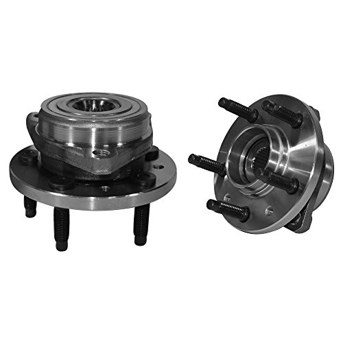 GSP 114156 Axle Bearing and Hub Assembly - Left or Right Front (Driver or Passenger ()
