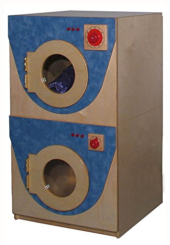 Strictly for Kids Stackable Washer and Dryer Unit