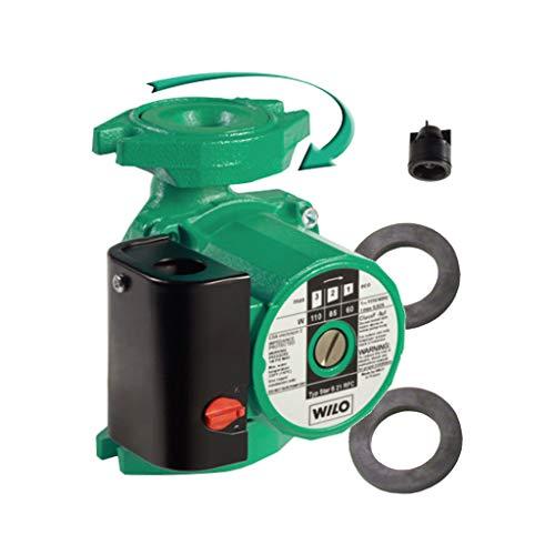 Wilo Star S21 RFC 4171560 - Three Speed hydronic Radiant Floor 115-Volt Circulator Pump Water Circulation