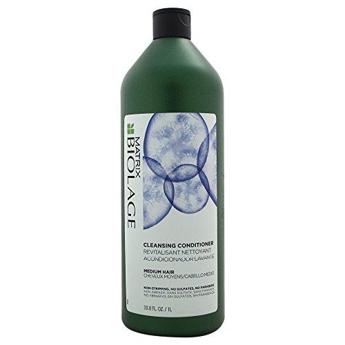 Matrix Biolage Cleansing Conditioner for Medium Hair, 33.8 O