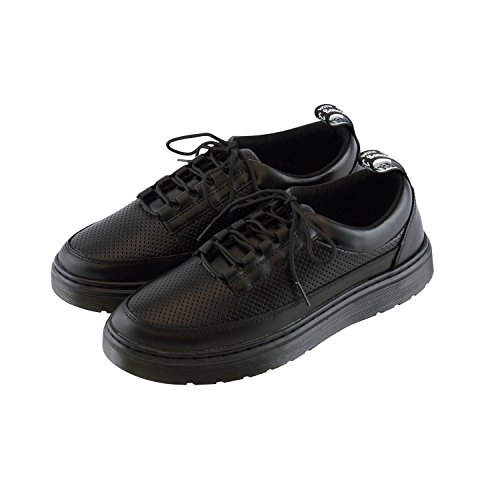 Black Dr Reuban Shoes Mens Martens Leather wpp7PXWq
