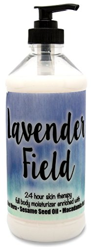 Price comparison product image The Lotion Company 24 Hour Skin Therapy Lotion, Lavender Field, 16 Ounce