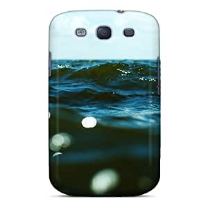 Defender Case With Nice Appearance (surge Lake) For Galaxy S3