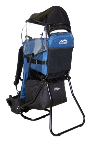 MONTIS MOVE, Rückentrage, Kindertrage, bis 25kg, 2180g, Farbe: Blau