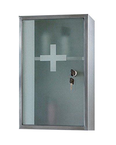 ketcham Cabinets Locking Medicine Cabinet 9.75×15.75