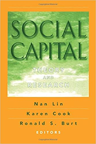 Amazon.com: Social Capital: Theory and Research (SOCIOLOGY AND ...
