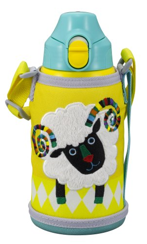 TIGER stainless bottle Sahara 2WAY sheep MBR-A06GY (japan import) by Taigamahobin (TIGER) by Taigamahobin (TIGER)