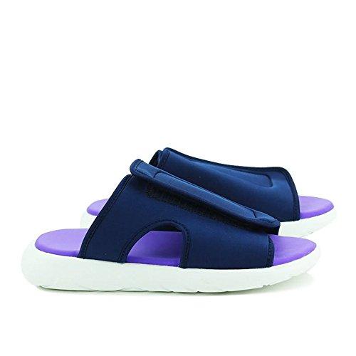 Uomo Blu Xujw uomo moda tacco shoes slip Dimensione piatto Color skater alla con da e da Scarpe uomo 39 Sandali EU Nero da 2018 da bianco II4qr